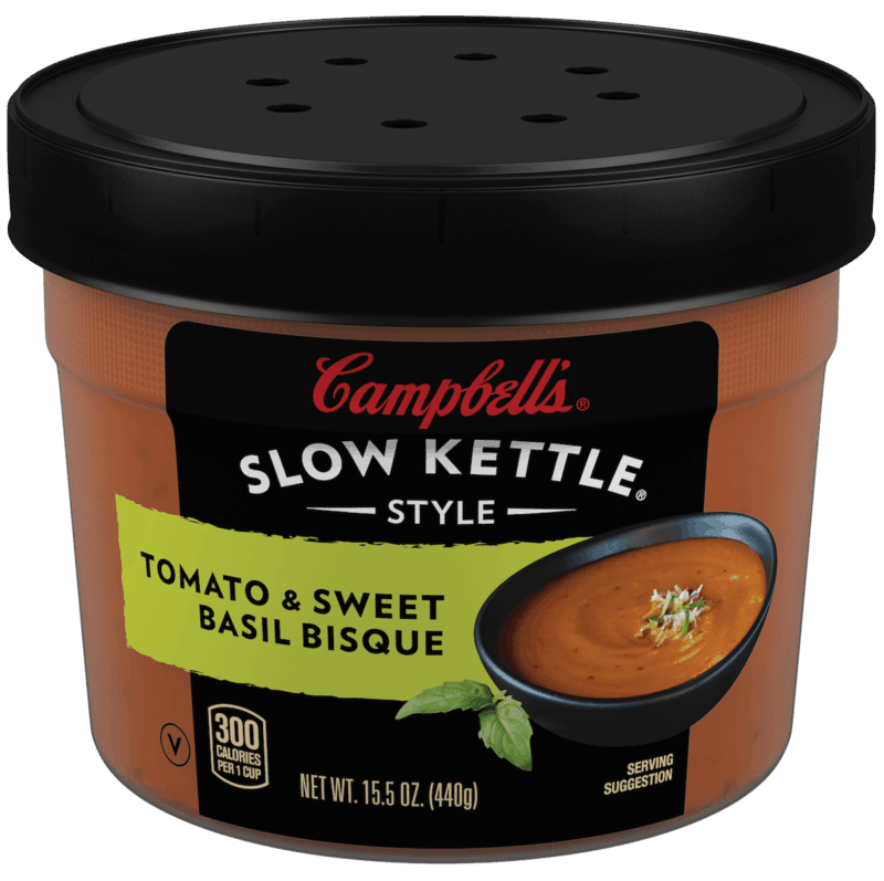 $0.75 for Campbell's® Slow Kettle® Soup (expiring on Wednesday, 04/29/2020). Offer available at multiple stores.