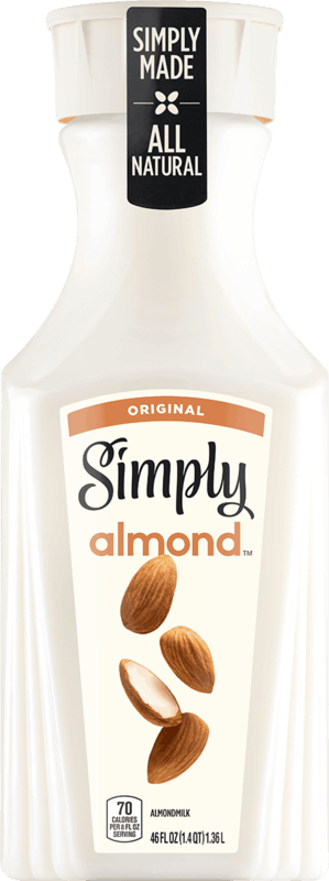 $1.00 for Simply Almond (expiring on Thursday, 12/31/2020). Offer available at multiple stores.