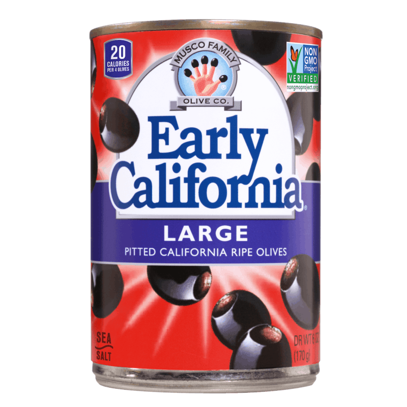 $0.15 for Early California Black Ripe Olives (expiring on Friday, 10/02/2020). Offer available at multiple stores.