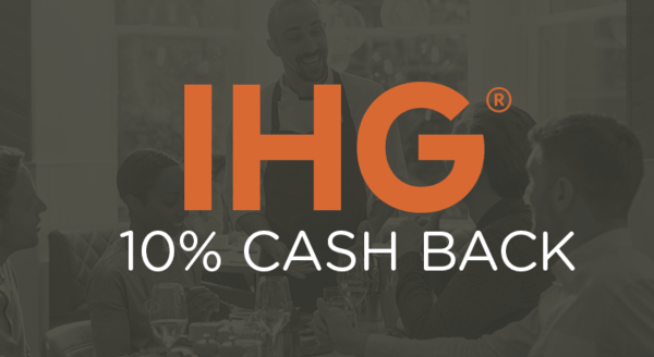 $0.00 for Intercontinental Hotels Group (expiring on Thursday, 09/27/2018). Offer available at Intercontinental Hotels Group.