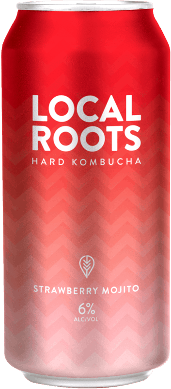 $2.00 for Local Roots Hard Kombucha. Offer available at multiple stores.