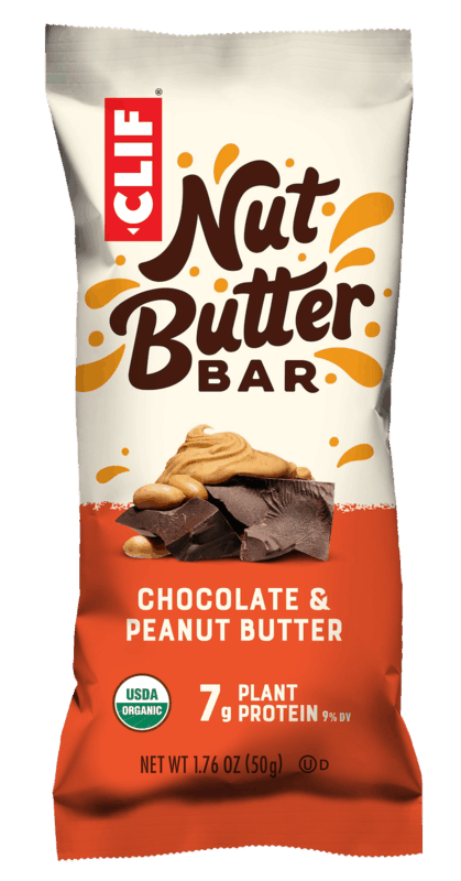 $0.50 for CLIF® Nut Butter Bar (expiring on Sunday, 09/05/2021). Offer available at multiple stores.