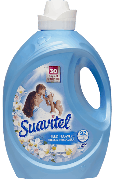 $1.00 for Suavitel® Laundry Detergent (expiring on Sunday, 12/31/2017). Offer available at Walmart.