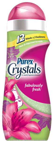 $0.50 for Purex® Crystals™ (expiring on Sunday, 10/15/2017). Offer available at multiple stores.