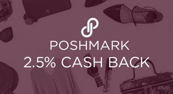 $0.00 for Poshmark (expiring on Thursday, 10/03/2019). Offer available at Poshmark.