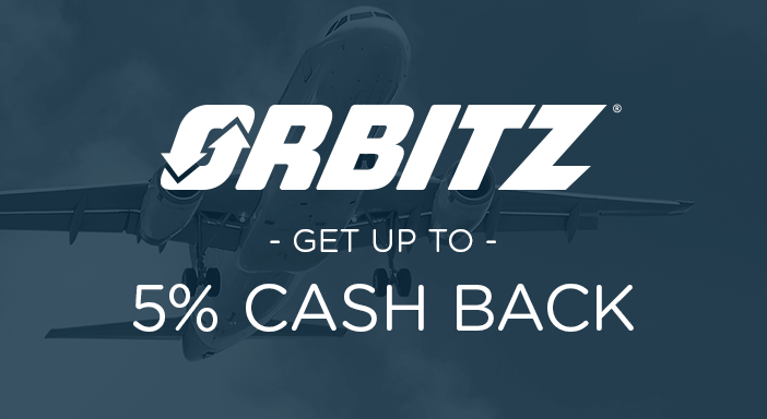 $0.00 for Orbitz (expiring on Monday, 01/27/2020). Offer available at Orbitz.
