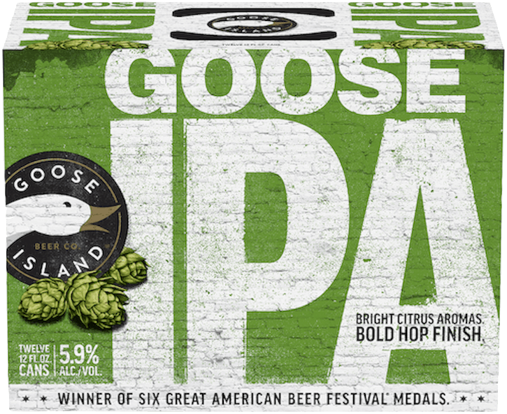 $2.50 for Goose Island® (expiring on Wednesday, 05/01/2019). Offer available at Any Military Exchange.