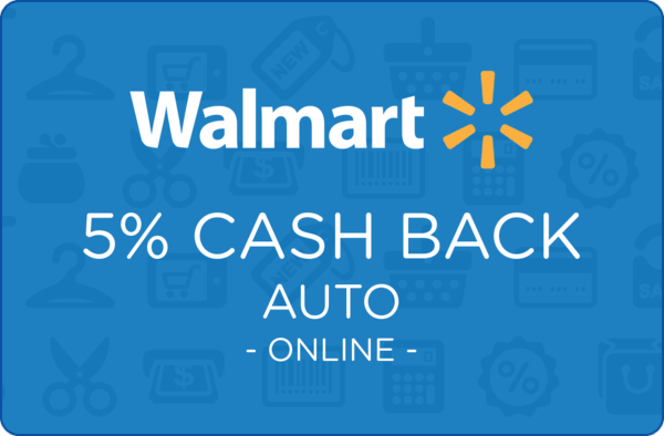 $0.00 for Walmart.com Auto (expiring on Monday, 04/23/2018). Offer available at Walmart.com.