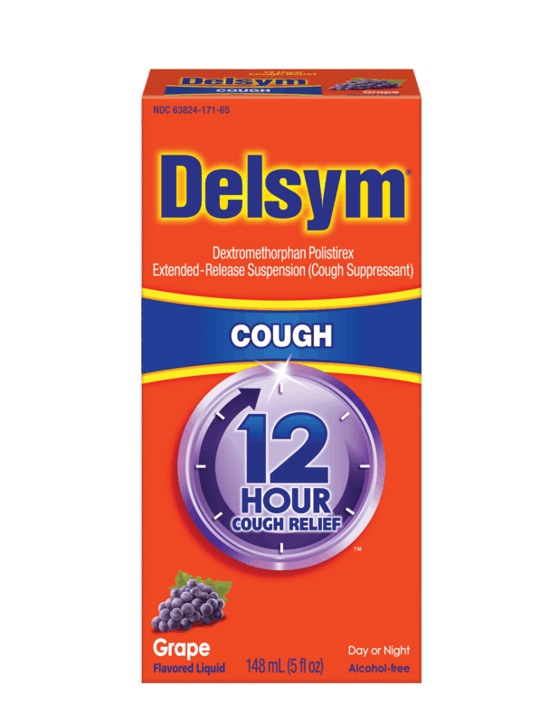 $2.00 for Delsym® Adult Cough Suppressant Liquid (expiring on Friday, 04/30/2021). Offer available at multiple stores.