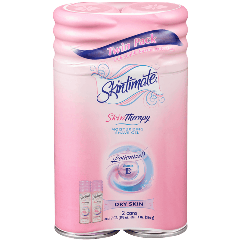 $1.00 for Skintimate Shave Gel Twin Pack (expiring on Monday, 04/27/2020). Offer available at Target, Walmart, Kroger, Walmart Grocery.