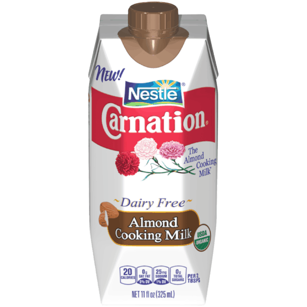 $1.00 for Nestlé® Carnation® Almond Cooking Milk (expiring on Wednesday, 10/02/2019). Offer available at Walmart.