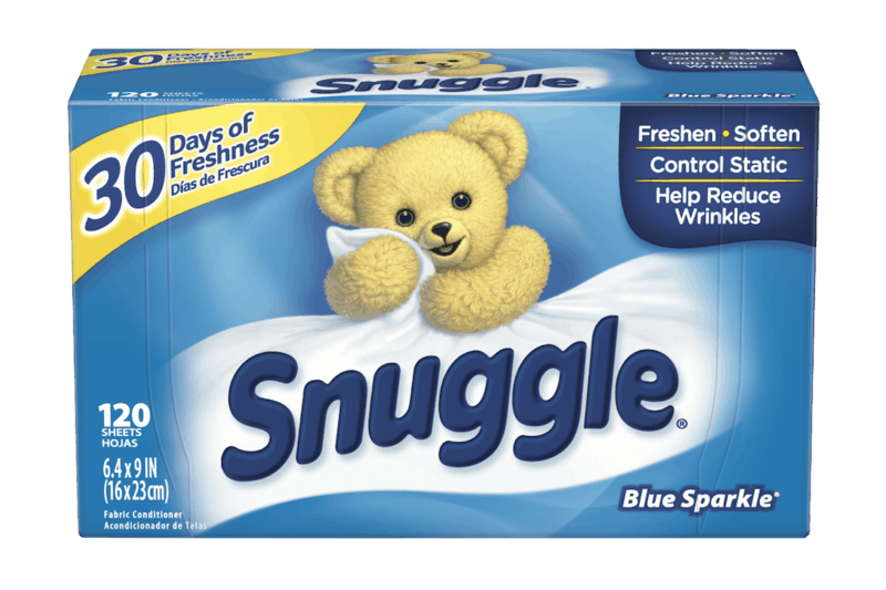 $1.00 for Snuggle Dryer Sheets (expiring on Tuesday, 06/02/2020). Offer available at Walmart.