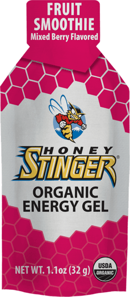 $0.50 for Honey Stinger® Energy Gel (expiring on Monday, 09/02/2019). Offer available at multiple stores.
