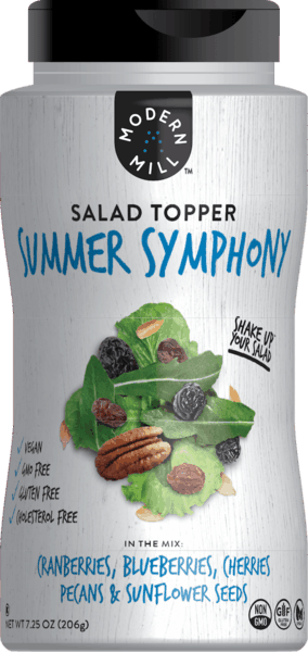 $0.75 for Modern Mill™ Salad Toppers (expiring on Wednesday, 01/02/2019). Offer available at Walmart, Kroger.