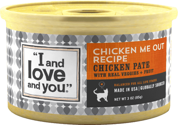 "$0.25 for ""I and Love and You""® Cat Wet Food (expiring on Sunday, 09/02/2018). Offer available at multiple stores."