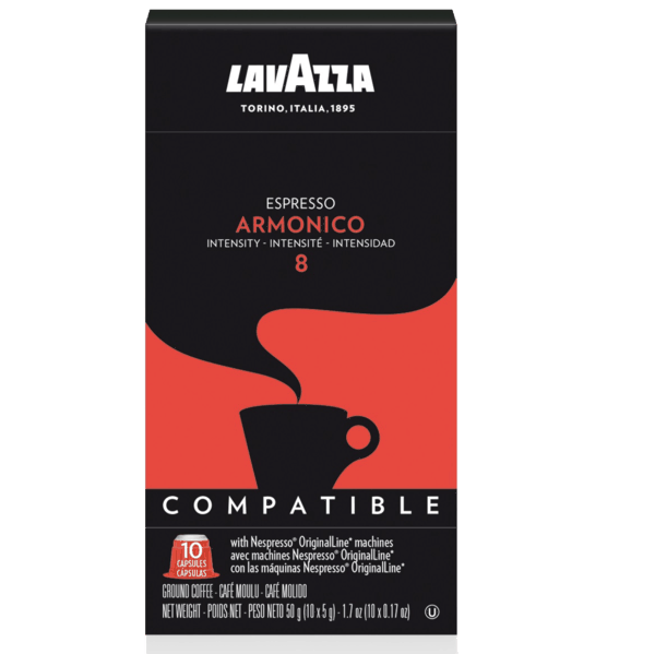 $2.00 for Lavazza Espresso Capsules (expiring on Friday, 08/02/2019). Offer available at multiple stores.