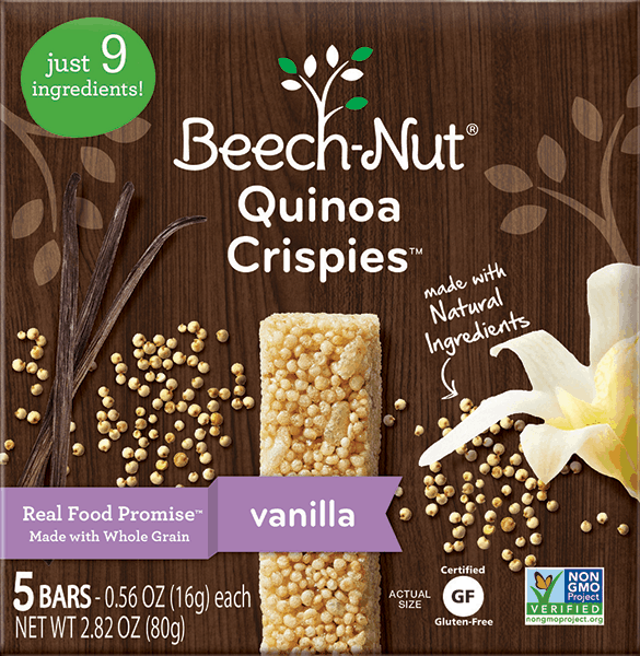 $1.00 for Beech-Nut® Toddler Snacks (expiring on Tuesday, 04/02/2019). Offer available at multiple stores.