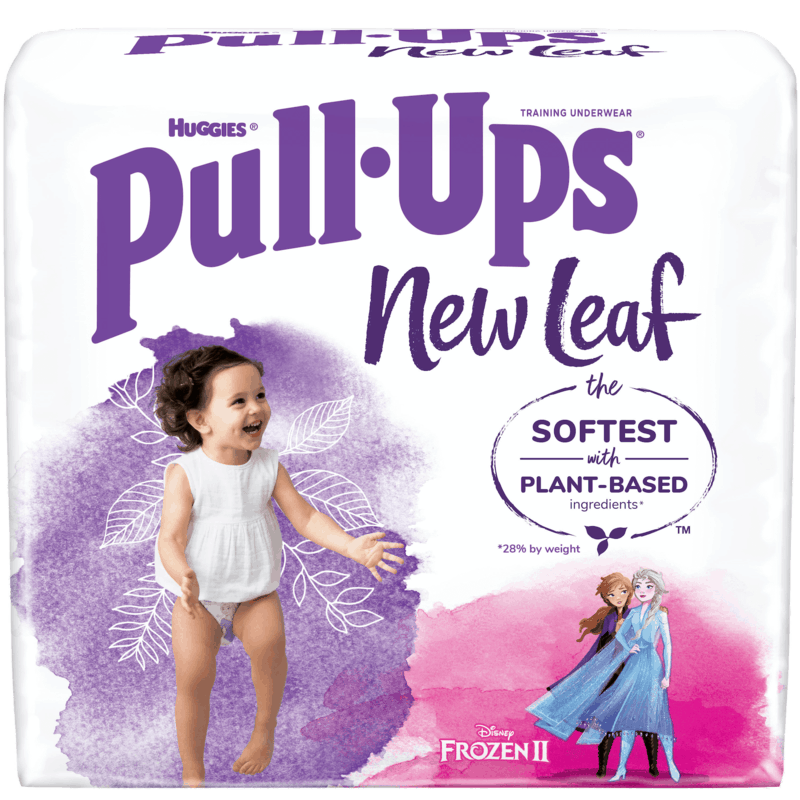 $3.00 for Huggies Pull-Ups New Leaf (expiring on Wednesday, 11/04/2020). Offer available at multiple stores.