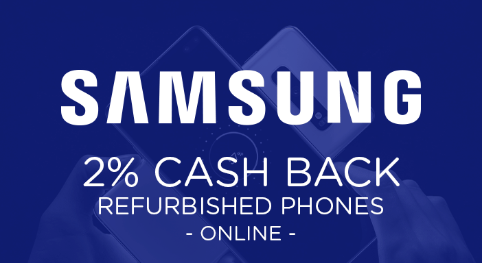 $0.00 for Samsung Refurbished Phones (expiring on Sunday, 05/31/2020). Offer available at Samsung.
