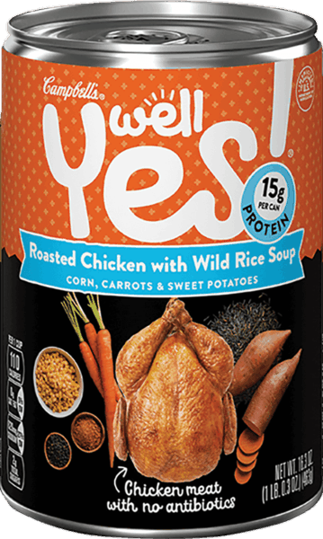 $1.00 for Well Yes!® Soup. Offer available at multiple stores.