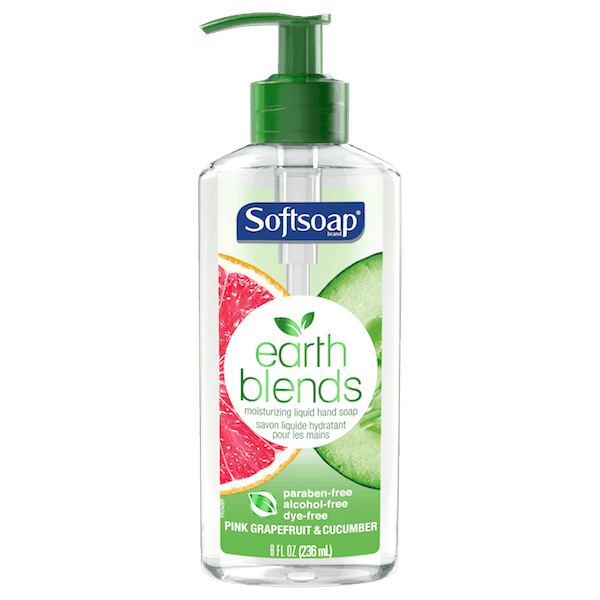 $1.00 for Softsoap® Earth Blends™ Liquid Hand Soap (expiring on Thursday, 09/20/2018). Offer available at Walmart.
