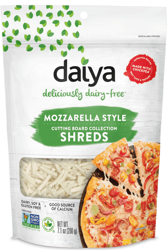 $0.75 for Daiya Dairy-Free Shreds (expiring on Saturday, 11/28/2020). Offer available at multiple stores.