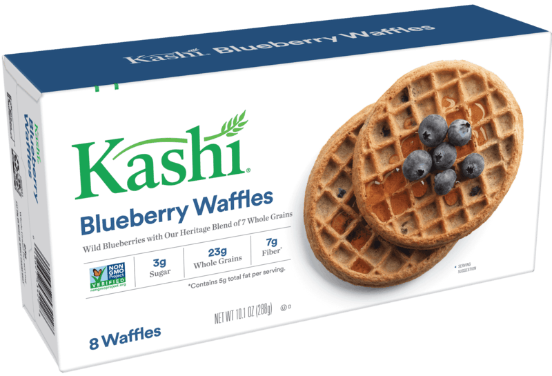 $1.00 for Kashi® Frozen Waffles (expiring on Tuesday, 05/05/2020). Offer available at Walmart.