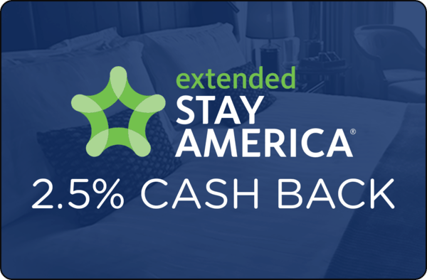 $0.00 for Extended Stay America (expiring on Saturday, 12/16/2017). Offer available at Extended Stay America.