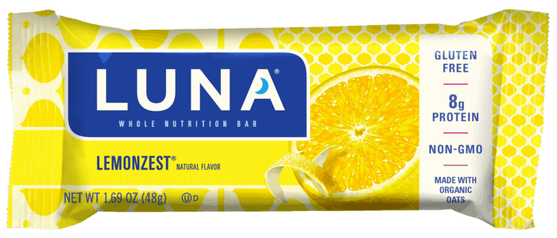 $0.25 for LUNA® Bar. Offer available at multiple stores.