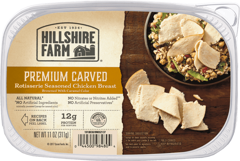 $0.75 for Hillshire Farm® Premium Carved Deli Meat. Offer available at Walmart.