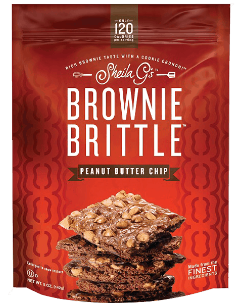 $1.00 for Brownie Brittle™. Offer available at multiple stores.