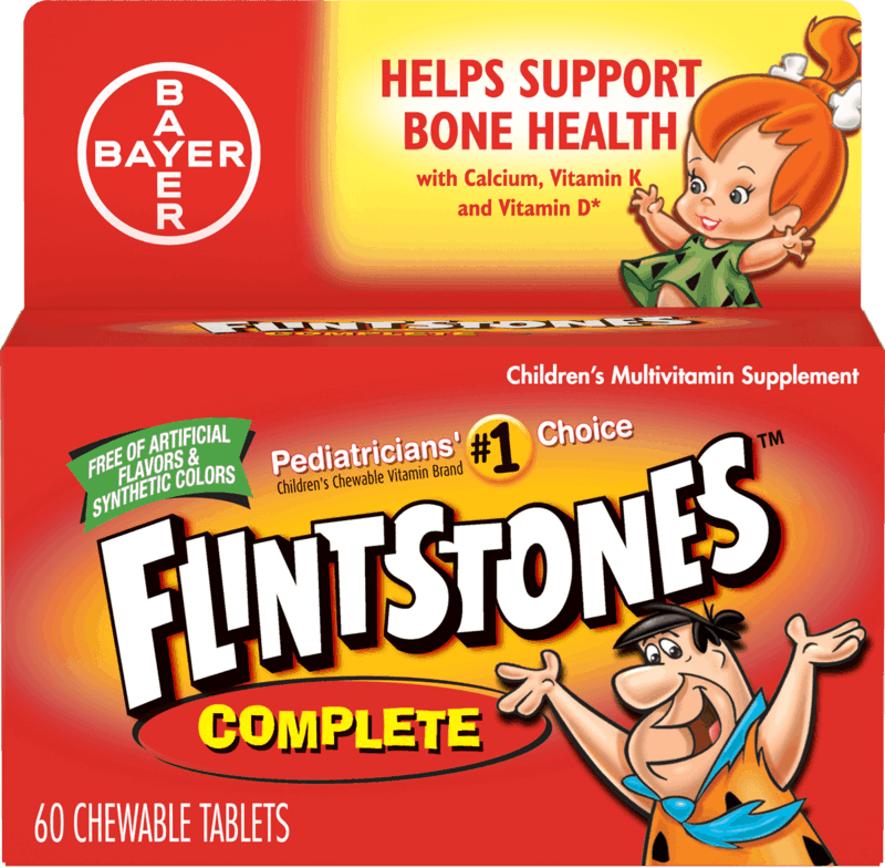 $2.00 for Flintstones Vitamins (expiring on Sunday, 04/12/2020). Offer available at multiple stores.