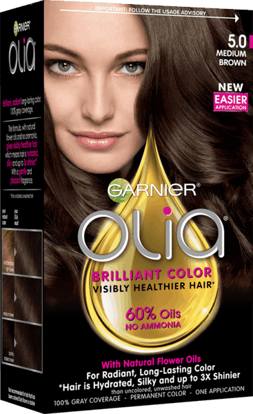 $2.00 for Garnier® Olia Hair Color (expiring on Wednesday, 11/21/2018). Offer available at Walmart.