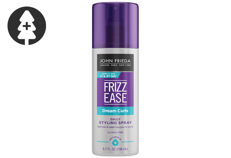 $1.00 for John Frieda Frizz Ease Styler Products or Luxurious Volume Hair Spray (expiring on Monday, 11/30/2020). Offer available at Walmart, Walmart Express Delivery, Walmart Grocery.