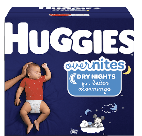 $2.00 for Huggies® Overnites (expiring on Friday, 08/02/2019). Offer available at Walmart.