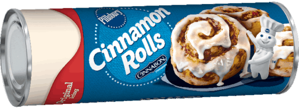 $0.50 for Pillsbury™ Cinnamon Rolls (expiring on Wednesday, 08/08/2018). Offer available at WinCo Foods.
