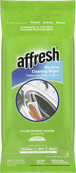 $1.00 for Affresh® Machine Cleaning Wipes (expiring on Monday, 10/30/2017). Offer available at Walmart, Meijer, Lowe's.