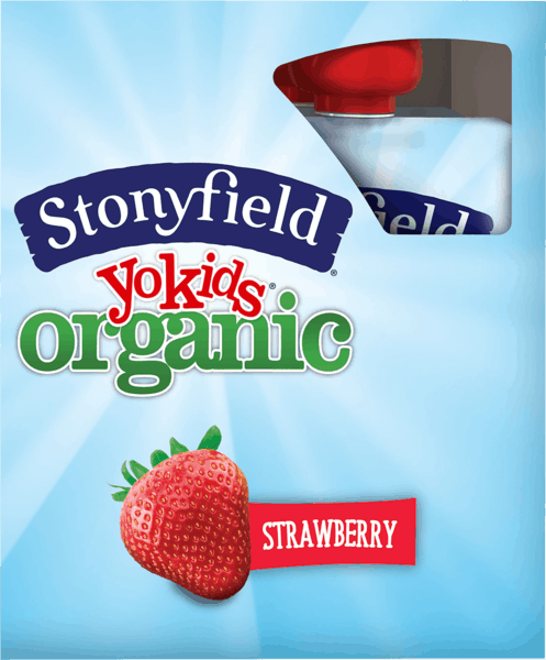 $1.15 for Stonyfield® YoKids® Yogurt Multi-Packs. Offer available at multiple stores.