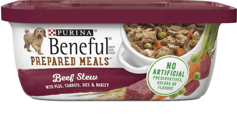 $0.50 for PURINA Beneful Wet Dog Food (expiring on Sunday, 08/02/2020). Offer available at multiple stores.