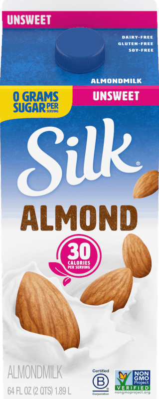 $0.60 for Silk Almondmilk (expiring on Saturday, 01/25/2020). Offer available at Walmart.