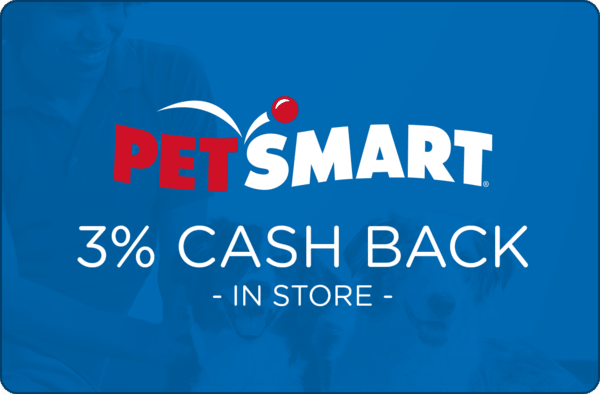 $0.00 for PetSmart (expiring on Wednesday, 11/01/2017). Offer available at PetSmart.