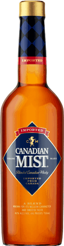 $4.00 for Canadian Mist® (expiring on Wednesday, 11/01/2017). Offer available at multiple stores.