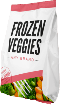 Frozen Vegetables - Any Brand