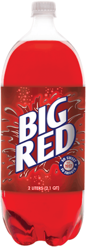 $0.50 for Big Red Soda (expiring on Thursday, 01/02/2020). Offer available at multiple stores.