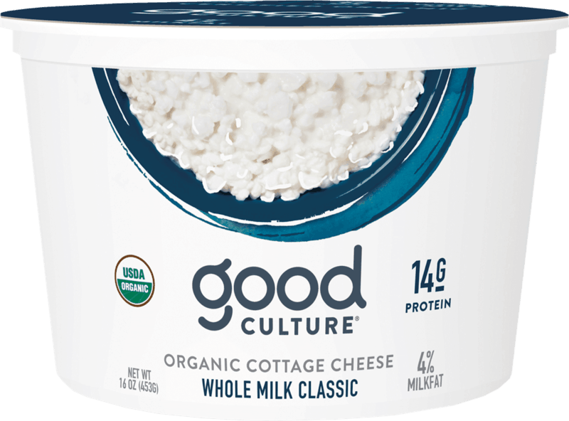 $1.00 for Good Culture® Organic Cottage Cheese (expiring on Sunday, 02/02/2020). Offer available at Whole Foods Market®.