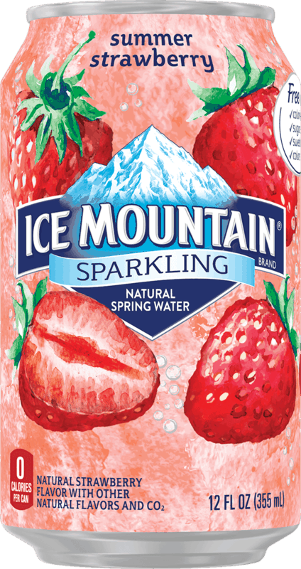 $1.00 for Ice Mountain® Brand Sparkling Natural Spring Water (expiring on Wednesday, 09/30/2020). Offer available at Target.