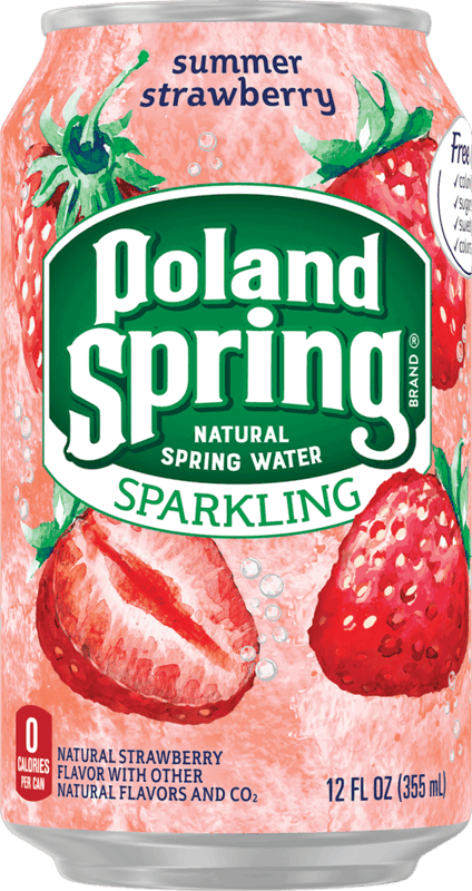 $1.00 for Poland Spring® Brand Sparkling Natural Spring Water (expiring on Wednesday, 09/30/2020). Offer available at Target.