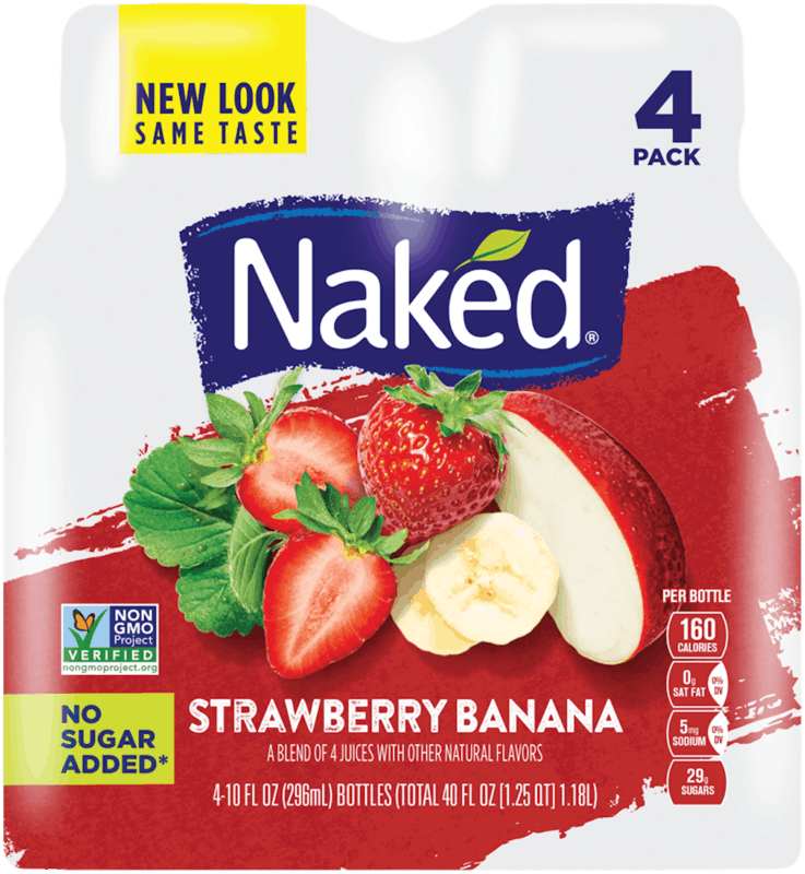 $2.00 for Naked® Juice. Offer available at Walmart.