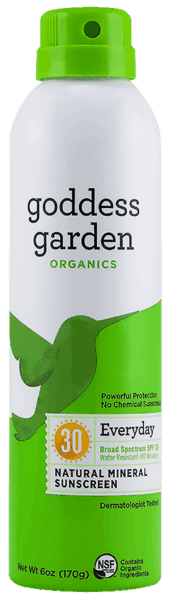 $1.00 for Goddess Garden Organics Natural Mineral Sunscreen (expiring on Monday, 12/31/2018). Offer available at Safeway, Walmart, Publix.