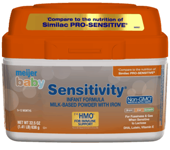 Meijer® Baby Sensitivity Formula